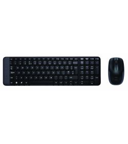 Logitech MK220 Combo Wireless