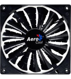 Aerocool Shark Fan Black 120mm