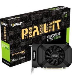 Palit GeForce GTX 1050 Ti StormX 4GB GDDR5
