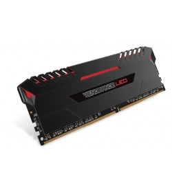 Corsair Vengeance LED Red DDR4 3200 32GB 2x16 CL16