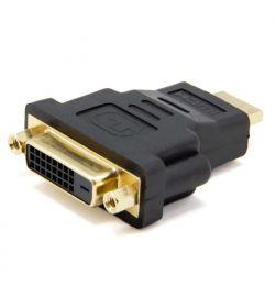 Adaptador HDMI Macho a DVI-D 24+1 Hembra