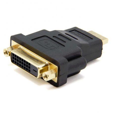 Adaptador HDMI Macho a DVI-D Hembra