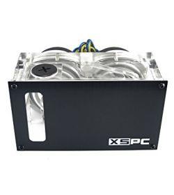 XSPC Twin D5 Dual Bay Combo