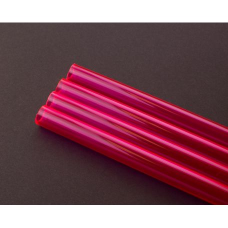 Primochill Tubo PETG UV Rosa/Rojo 10/13mm 90cm (2pcs)