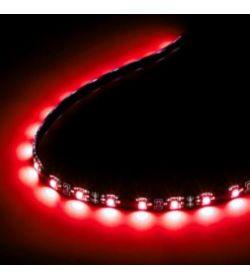 Lamptron FlexLight Pro 30 Leds Rojo 60cm