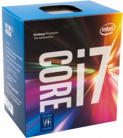 Intel Core i7 7700K 4,2Ghz
