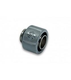 EKWB EK-ACF 12/16mm Níquel Negro Racor