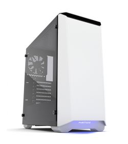 Phanteks Eclipse P400 Tempered Glass Blanca
