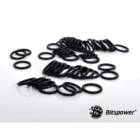 """Bitspower Set Junta Tórica para Rosca G1/4"""" (50 unidades)"""