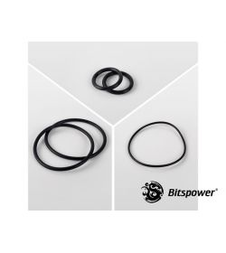 Bitspower Kit Junta Tórica para Bitspower Dual D5 Mod Top