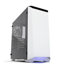 Phanteks Eclipse P400S Tempered Glass Blanca