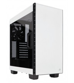 Corsair Carbide Clear 400C ATX Blanca