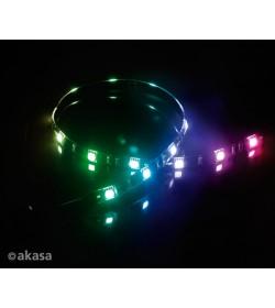 Akasa Vegas MB 15 Leds RGB 60cm