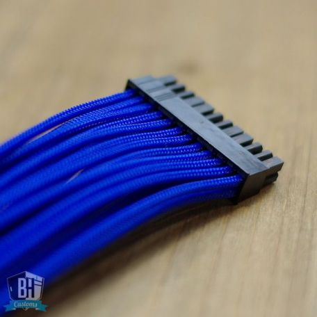 BHCustoms Kit Cableado Azul