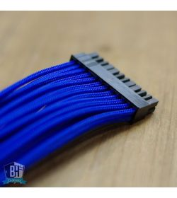 BHCustoms Kit Cableado AZUL (24 PIN + x2 PCIe)