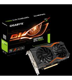Gigabyte GeForce GTX 1050 Ti G1 Gaming 4GB GDDR5