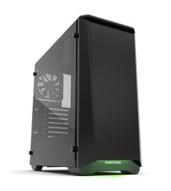 Phanteks Eclipse P400S Tempered Glass Negra