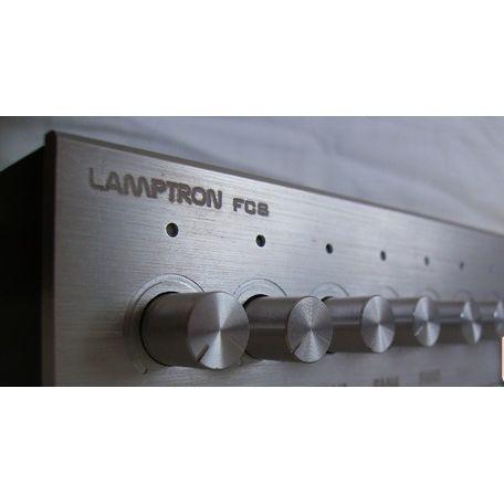 Lamptron FC8 Fan Controller Silver