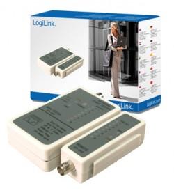 Logilink WZ0011 Tester de Redes