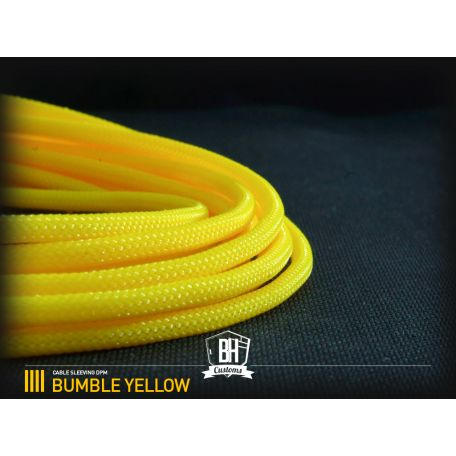 BHCustoms funda 4mm sleeve Amarillo Radiante