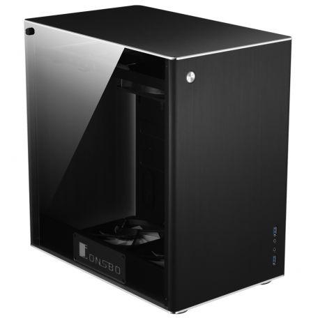 Cooltek Jonsbo VR2 Cristal Templado M-ATX