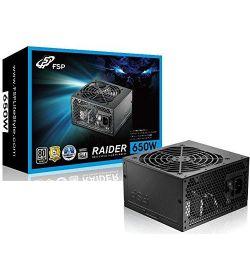 FSP Raider 650W Silver