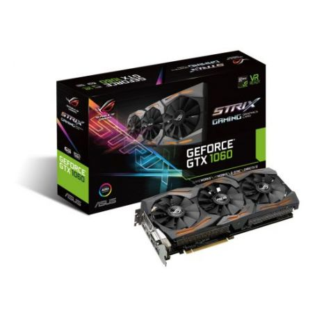 Asus GeForce GTX 1060 Strix 6GB GDDR5
