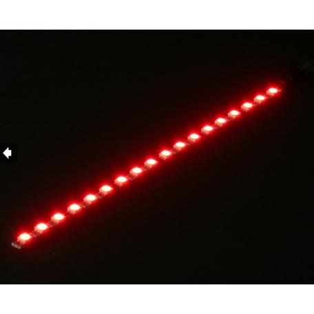 Nanoxia Rigid LED Rojo 20cm