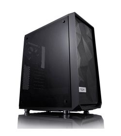 Fractal Meshify C Tempered Glass Dark