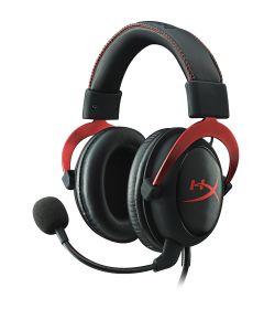 Kingston HyperX Cloud II Negro/Rojo
