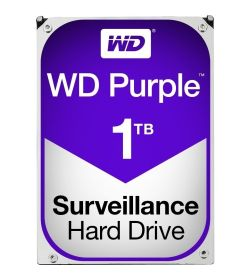 WD Purple 1TB Sata 3 64MB