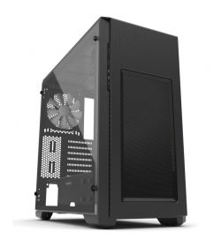 Phanteks Enthoo Pro M Tempered Glass Negra ATX