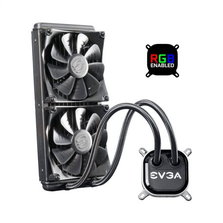 EVGA Closed Loop CPU Cooler 280 RGB