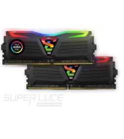 Geil Super Luce Negra RGB Sync DDR4 2400 16GB 2x8 CL16