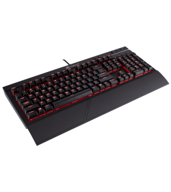 Corsair K68 Led rojo Cherry MX Red