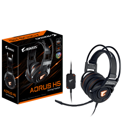 Gigabyte AORUS H5 Gaming Headset