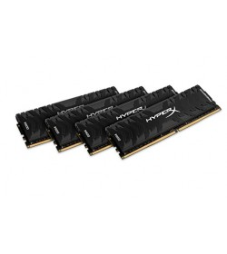 Kingston HyperX Predator DDR4 3000 64GB 4x16 CL15