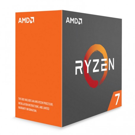AMD Ryzen 7 1800X 3,6Ghz