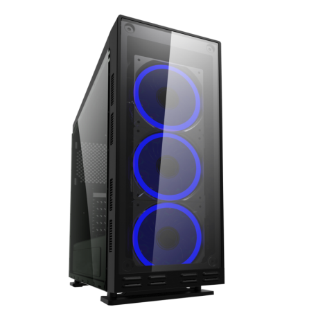 Coolbox Deep Storm Blue Edition ATX