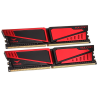 Team Group Vulcan Negra/Roja DDR4 3000 16GB 2x8 CL16