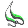 NGS Sport Headphone Artica Runner Verde