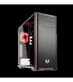 BitFenix Nova TG Cristal Templado Negra ATX