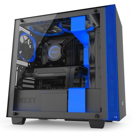 NZXT H400i Negra Azul M-ATX
