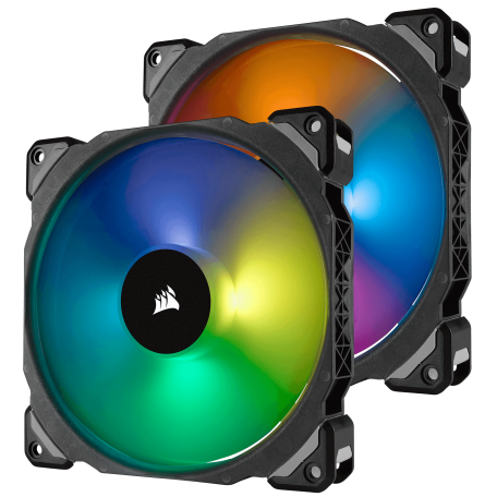 Corsair ML140 Pro RGB Dual Pack 140mm
