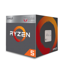 AMD Ryzen 5 2400G 3,6Ghz