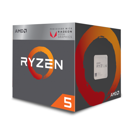 AMD Ryzen 3 2200G 3,5Ghz