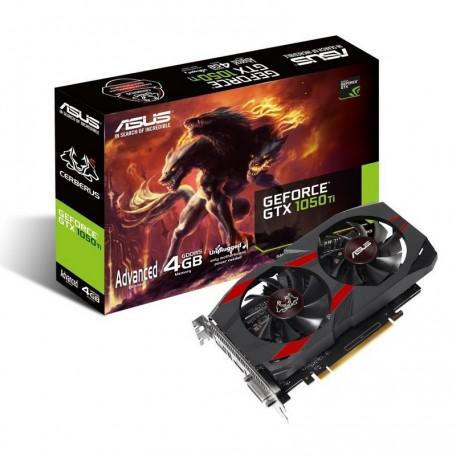 Asus Cerberus GeForce GTX 1050 Ti Advanced Edition 4GB GDDR5