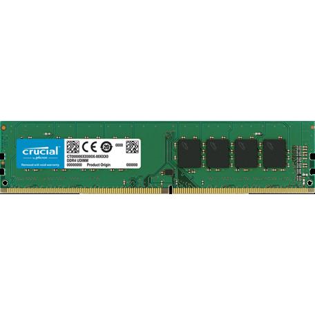 Crucial DDR4 2400 4GB CL17