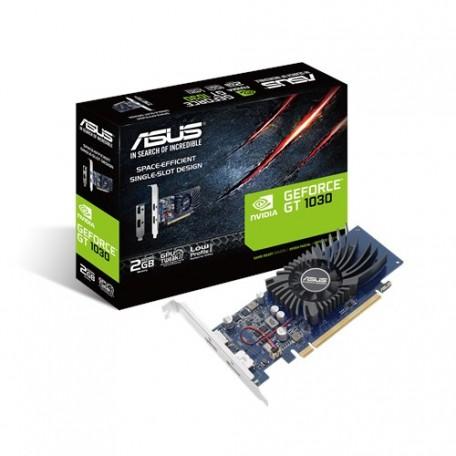 Asus GeForce GT 1030 Low Profile 2GB GDDR5