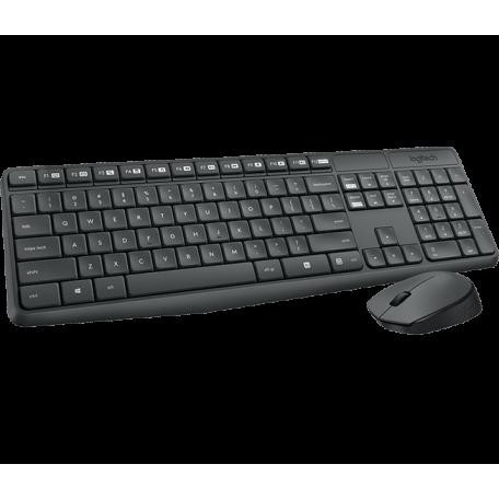 Logitech MK235 Combo Wireless